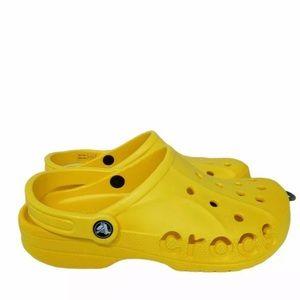 COPY - NEW Crocs Baya Clog Yellow Women's